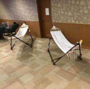 久山温泉ホテル夢家にはリクライニングルームがあります