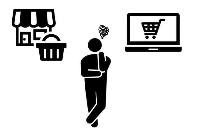 家電を店舗で買うか、ネットで買うか